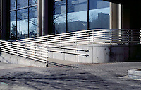 INCLINED PLANE -  RAMP<br /> Access Ramp To Sports Club