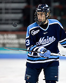 Jeff Dimmen (Maine - 3) - The Boston University Terriers defeated the University of Maine Black Bears 1-0 (OT) on Saturday, February 16, 2008 at Agganis Arena in Boston, Massachusetts.