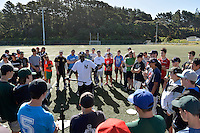 20170116 New York Yankees Training Clinic with Didi Gregorius