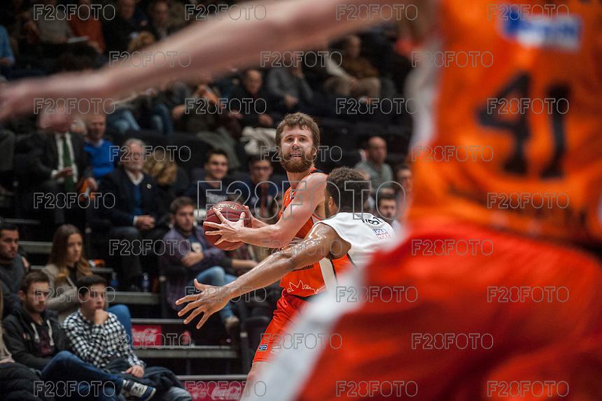 Valencia Basket 93-88 Ratiopharm ULM (2-12-2015)