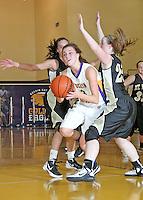 Guerin Girls Basketball vs Mt. Vernon 1-15-13