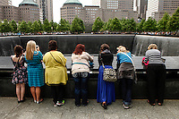 New York, USA. 21th May 2014. National 9/11 Memorial Museum Opens To The Public in New York City Kena Betancur/VIEWpress