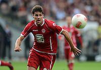 Fussball 2. Bundesliga:  Saison   2012/2013,    3. Spieltag  1. FC Kaiserslautern - TSV 1860 Muenchen   26.08.2012 Florian Dick (1. FC Kaiserslautern)