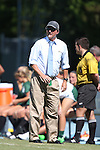 21 August 2016: UNC head coach Anson Dorrance. The University of North Carolina Tar Heels hosted the University of North Carolina Charlotte 49ers in a 2016 NCAA Division I Women's Soccer match. UNC won the game 3-0