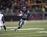 Ole Miss wide receiver Korvic Neat (28) vs. Vanderbilt at Vaught-Hemingway Stadium in Oxford, Miss. on Saturday, November 10, 2012.