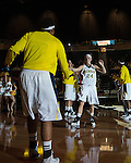 The University of Michigan women's basketball team beat Slippery Rock, 106-35, at Crisler Center in Ann Arbor, Mich., on November 2, 2012.