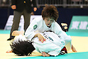 (L to R) Riho Okamoto (JPN), Tomoko Fukumi (JPN), .May 13, 2012 - Judo : .All Japan Selected Judo Championships, Women's -48kg class Final .at Fukuoka Convention Center, Fukuoka, Japan. .(Photo by Daiju Kitamura/AFLO SPORT) [1045]