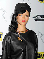 """Rihanna during her """" Unapologetic """"  album release celebration"""