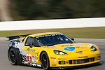 #4 Corvette Racing Chevrolet Corvette ZR1: Olivier Beretta, Oliver Gavin