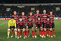 Pohang Steelers team group line-up, .MAY 6, 2012 - Football : AFC Champions League 2012 Qualifying Round 1st match between Gamba Osaka 0-3 FC Pohang Steelers at Expo 70 Stadium, in Osaka, Japan. (Photo by Akihiro Sugimoto/AFLO SPORT) [1080]
