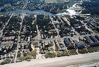 1988 October ..Aerial.Ocean View..LOOKING SOUTH...NEG#.NRHA#..