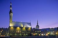 Tallinn in winter
