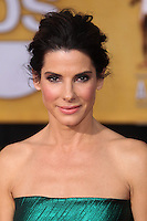 LOS ANGELES, CA - JANUARY 18: Sandra Bullock at the 20th Annual Screen Actors Guild Awards held at The Shrine Auditorium on January 18, 2014 in Los Angeles, California. (Photo by Xavier Collin/Celebrity Monitor)