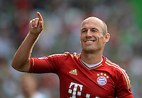 Fussball Bundesliga 2012/13:  Greuther Fuerth - FC Bayern Muenchen