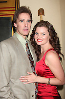 LOS ANGELES - DEC 17:  J Eddie Peck, Heather Tom at the 2011 Tom / Achor Annual Christmas Party at Private Home on December 17, 2011 in Glendale, CA