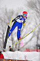 Yurina Yamada (JPN),.MARCH 3, 2012 - Ski Jumping : FIS Ski Jumping World Cup Ladies in Zao, Individual the 12th Competiiton HS100 at Jumping Hills Zao,Yamagata ,Japan. (Photo by Jun Tsukida/AFLO SPORT) [0003].
