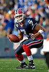 4 November 2007: Buffalo Bills quarterback J.P. Losman in action against the Cincinnati Bengals at Ralph Wilson Stadium in Orchard Park, NY. The Bills defeated the Bengals 33-21 in front of a sellout crowd of 70,745...Mandatory Photo Credit: Ed Wolfstein Photo