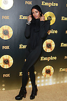 HOLLYWOOD, LOS ANGELES, CA, USA - JANUARY 06: AzMarie Livingston at the Los Angeles Premiere Of FOX's 'Empire' held at ArcLight Cinemas Cinerama Dome on January 6, 2015 in Hollywood, Los Angeles, California, United States. (Photo by David Acosta/Celebrity Monitor)