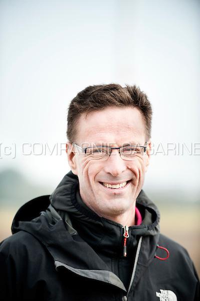 Grégoire Dallemagne, CEO of Luminus (Belgium, 21/10/2015)