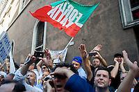 Manifestazione Pro Berlusconi