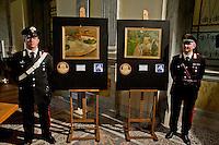Arte: Carabinieri recuperano dipinti di Gauguin e Bonnard