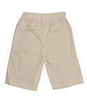 Baby boy's shorts isolated on white background