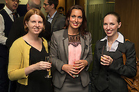 From left are Suzie Orton of Browne Jacobsen, Katie Smith of Potter Clarkson and Kathryn Baguley