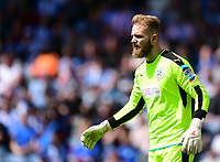 Huddersfield Town's Joel Coleman<br /> <br /> Photographer Chris Vaughan/CameraSport<br /> <br /> The EFL Sky Bet Championship Play-Off Semi Final First Leg - Huddersfield Town v Sheffield Wednesday - Saturday 13th May 2017 - The John Smith's Stadium - Huddersfield<br /> <br /> World Copyright &copy; 2017 CameraSport. All rights reserved. 43 Linden Ave. Countesthorpe. Leicester. England. LE8 5PG - Tel: +44 (0) 116 277 4147 - admin@camerasport.com - www.camerasport.com