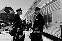 Grand Junction Colorado, June 17, 2012.Amtrak train station