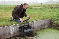 Waterbeheer - Waterschappers aan het werk