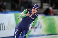 SPEED SKATING: STAVANGER: Sørmarka Arena, 31-01-2016, ISU World Cup, 3000m Ladies Division A, Marije Joling (NED), ©photo Martin de Jong