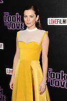 UK: Look of Love Premiere