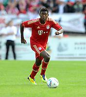 Fussball 1. Bundesliga:  Saison   2011/2012    Testspiel FC Bayern Muenchen  - Traumspiel 23.07.2011 David Alaba (FC Bayern Muenchen)