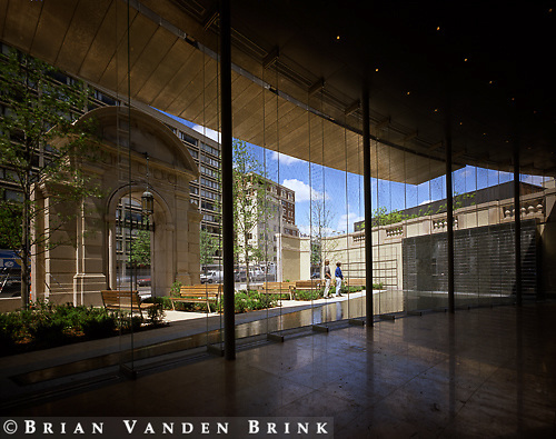 Ann Beha Architect.Christian Science Library Pavillion.Boston, Mass.