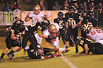 Lafayette High's Brandon Mack (4) vs. Pontotoc in Pontotoc, Miss. on Friday, September 21, 2012. Lafayette High won 41-6.
