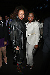 Law & Order Actress and Producer Tamara Tunie and American Lawyer, Journalist, Writer and Television Personality Star Jones Attend The 2013 Skating with the Stars honoring B Michael and Andrea Joyce -A benefit gala for Figure Skating in Harlem Held At Trump Rink, Central Park, NY
