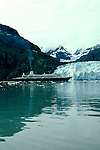 Cruising, Cruise, Alaska: Glacier Bay National Park, cruise ship Noordam.  Photo cruala106  .Photo copyright Lee Foster, 510/549-2202,.lee@fostertravel.com, www.fostertravel.com
