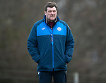 St Johnstone Training&hellip;30.12.16<br />Manager Tommy Wright pictured during training this morning ahead of tomorrow&rsquo;s game against Dundee<br />Picture by Graeme Hart.<br />Copyright Perthshire Picture Agency<br />Tel: 01738 623350  Mobile: 07990 594431
