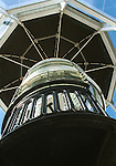 lighthouse lamp, nautical lighting, Shipping nautical lamp, Lighthouse light, light, Point Loma Lighthouse stairs, Cabrillo National Monument, Old Point Loma Lighthouse, Lighthouse, Point Loma lighthouse, November 15, 1855, One of firest eight lighthouses on Pacific Coast, Pacific Coast, Point Loma, San Diego, San Diego Bay, San Diego lighthouse California, California, West Coast of US,agricultural, tourism, entertainment, Golden State, California Fine Art Photography by Ron Bennett (c)