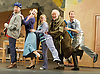 Mr Stink <br /> by David Walliams<br /> live on stage<br /> World Premier<br /> illustrated by Quentin Blake<br /> adapted &amp; directed by Matthew White<br /> press photocall<br /> at the Hackney Empire, London, Great Britain <br /> 21st June 2011<br /> <br /> Peter Edbrook (as Mr Stink)<br /> Lotte Gilmore (as Chloe)<br /> Julia Nagle (as Mrs Crumb)<br /> Mark Peachey (as Mr Crumb)<br /> Irvine Iqbal (as Raj)<br /> <br /> Photograph by Elliott Franks