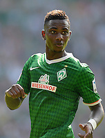 FUSSBALL   1. BUNDESLIGA   SAISON 2013/2014   2. SPIELTAG SV Werder Bremen - FC Augsburg       11.08.2013 Eljero Elia (SV Werder Bremen)