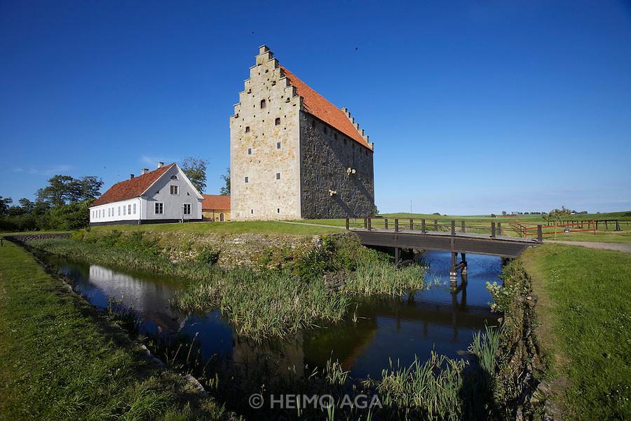 Grimmingehus Castle.