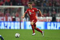 FUSSBALL CHAMPIONS LEAGUE  SAISON 2015/2016 VIERTELFINALE HINSPIEL FC Bayern Muenchen - Benfica Lissabon         05.04.2016 Joshua Kimmich (FC Bayern Muenchen)