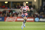20 October 2012: Shannon Boxx (USA). The United States Women's National Team played the Germany Women's National Team at Toyota Park in Bridgeview, Illinois in a women's international friendly soccer match. The game ended in a 1-1 tie.