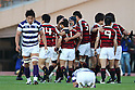 Waseda University team group, DECEMBER 4, 2011 - Rugby : Kanto Intercollegiate Rugby Games between Waseda University 18-16 Meiji University at National Stadium, Tokyo, Japan. (Photo by YUTAKA/AFLO SPORT) [1040]
