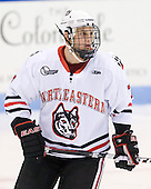 Anthony Bitetto (Northeastern - 7) - The Northeastern University Huskies defeated the visiting Providence College Friars 5-0 on Saturday, November 20, 2010, at Matthews Arena in Boston, Massachusetts.