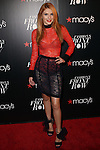 Actress, Singer and Model Bella Thorne  Attends MACY&rsquo;S PRESENTS FASHION&rsquo;S FRONT ROW<br />