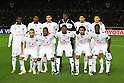 Al-Sadd Sports Club team group line-up, DECEMBER 15, 2011 - Football / Soccer : FIFA Club World Cup Japan 2011 Semi-final match between Al-Sadd Sports Club 0-4 FC Barcelona at Yokohama International Stadium, Kanagawa, Japan. (Photo by YUTAKA/AFLO SPORT) [1040]