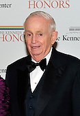 "John Willard ""Bill"" Marriott, Jr., Chairman and CEO of Marriott International, arrives for the formal Artist's Dinner honoring the recipients of the 2011 Kennedy Center Honors hosted by United States Secretary of State Hillary Rodham Clinton at the U.S. Department of State in Washington, D.C. on Saturday, December 3, 2011. The 2011 honorees are actress Meryl Streep, singer Neil Diamond, actress Barbara Cook, musician Yo-Yo Ma, and musician Sonny Rollins..Credit: Ron Sachs / CNP"
