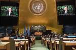 High-level Event on the Entry into Force of the Paris Agreement